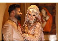 £550 package Asian Wedding Photography Videography Indian, Muslim, Sikh Photographer Videographer