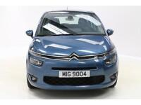 Citroen C4 Picasso GRAND E-HDI AIRDREAM VTR PLUS (blue) 2014-08-12