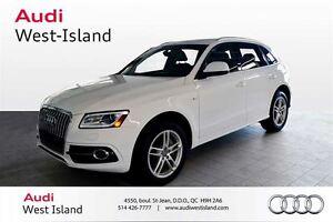 2014 Audi Q5 TDI TOIT PANO / S-LINE