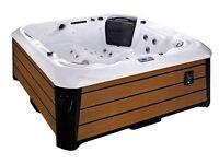 Brand new 2016 model Miami Spas Santorini hot tub - Finance available