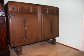 Antique furniture /cocktail cabinet/sideboard/ in a very good condition LONDON SE8 £100