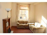 WARDLAW PLACE, EDINBURGH - 1 bed, furnished, first floor flat - £625 PCM