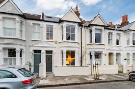 4 bedroom terraced house in Munster Village/Fulham to let for 6 weeks.