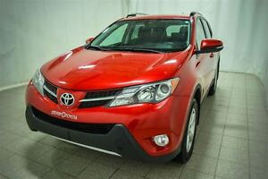 2013 Toyota RAV4 XLE, AWD, Toit Ouvrant, Camera Retroviseur, Blu