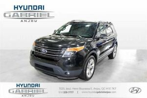 2014 Ford Explorer Limited 4WD CUIR! TOIT PANORAMIQUE! 514-329-7