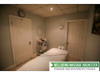 Massage, Swedish Massage, Deep Tissue Massage, Thai Massage, Body Scrub Massage, Elemis Facial