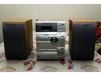 Sony micro hi fi component system cmt-cp1