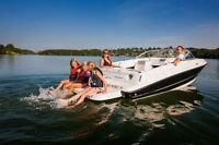 2014 Bayliner 175 GROUPE DE LUXE Flight Series Package