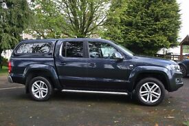 2013 Volkswagon Amarok Highline 180 4MOTION