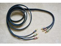 Monstervideo 2cv High Resolution Component Video Cable