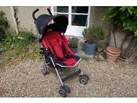 Maclarens Quest Buggy folding Pushchair Stroller
