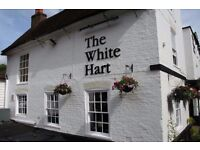 Chef de Partie - The White Hart in Sevenoaks