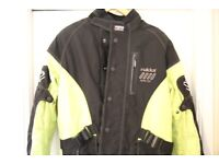 Ladies RUKKA Cordura motorcycle suit