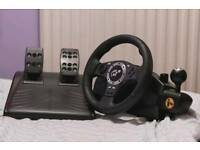 Logitech Driving Force Pro Racing Wheels
