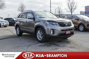 2015 Kia Sorento LX|BLUETOOTH|ALLOYS|HEATED SEATS|KEYLESS