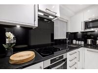 St. Albans Grove W8. Beautifully presented one double bedroom house to rent.