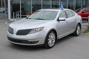 2013 Lincoln MKS ECOBOOST*AWD*AC*CAM*BLUETOOTH*CUIR*TOIT PANO*EL