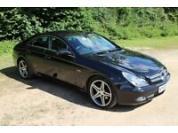 Mercedes-Benz CLS 3.0 CLS 350d CDI Grand Edition 7G-Tronic