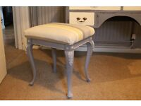 Traditional Dressing Table Stool