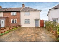KT1 3QD - FLEETWOOD ROAD - A STUNNING 3 BED 2 BATH HOUSE WITH FRONT DRIVEWAY & PRIVATE GARDEN