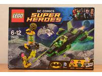Lego DC Super Heroes Green Lattern Versus Sinestro Set 76025