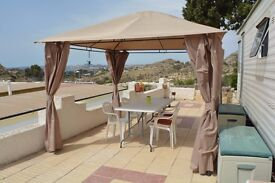 Mobile Home holidays on the lovely Costa Blanca near Alicante, Benidorm. One and Two bedroom Homes