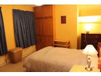 Furnished double room - newly decorated - in shared house university area