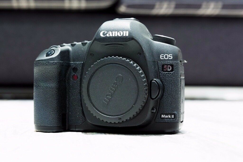 Canon 5D MK II (2)   Great Condition