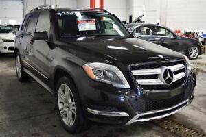 2014 Mercedes-Benz GLK-Class DIESEL AWD  CUIR TOIT MAGS A VENIR
