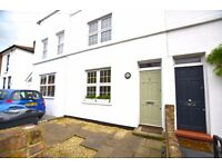 Spacious Three Bedroom family home with private garden