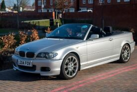BMW 3 Series 2.2 320Ci Sport 2dr Convertible/Cabriolet