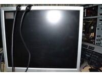 Samsung 17 inch LCD monitor in good working order