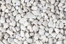 Polar White 20mm Gravel Small Bag (approx 20kg)