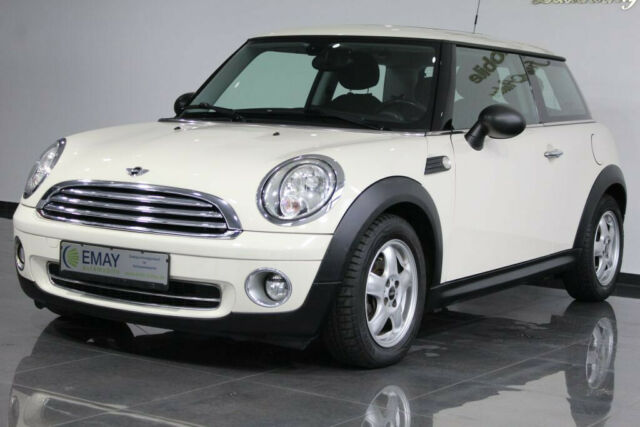 MINI Mini One/Navi/P.Dach/T.Leder