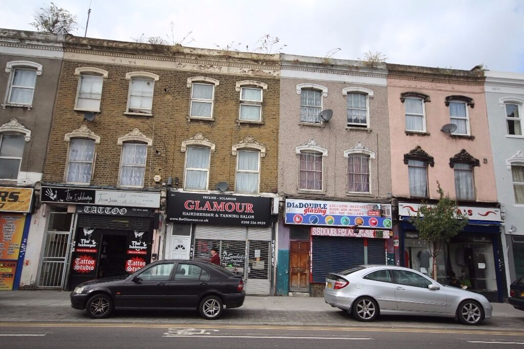 AVAILABLE NOW!! Modern 1 bedroom flat to rent on High Road, Leytonstone, E11 4PB