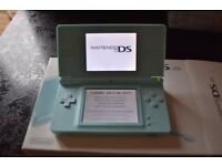 Nintendo DS Lite with 4 Games