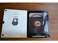 Audio Technica Air ATH-AD1000 Headphones boxed and in perfect order.