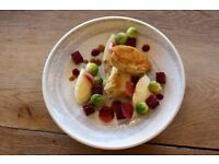 CHEF SOUGHT IMMEDIATELY FOR SMALL, AMBITIOUS TEAM IN MODERN BISTRO, SOUTH-EAST LONDON