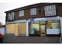 SHOP TO LET - STAINES - GOOD SUPPORTING TRADE - FLEXIBLE TERMS - AVAILABLE NOW