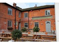 Assistant Chef and Kitchen Porter - Hiring Now. Near Whitchurch, Hampshire