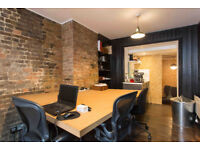 Office space with Storefront on Hoxton Street E1- Shoreditch - up to 10 people