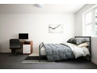 STUDENT ROOM TO RENT IN MANCHESTER. EN-SUITE WITH PRIVATE ROOM, PRIVATE BATHROOM AND STUDY SPACE
