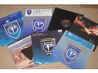 """7 x 12"""" Perfecto Records Vinyl Collection TRANCE / ELECTRO"""