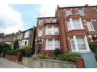 A two bedroom top floor apartment situated in the popular Whitehall Park Conservation area