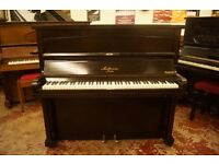 Upright piano ideal for beginner. Tuned and can deliver UK wide