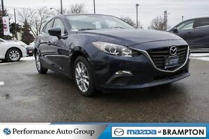 2014 Mazda MAZDA3 SPORT GS|CON PKG|BACKUP CAM|HEATED SEATS|KEYLE
