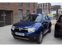 2013 Dacia Duster. Well maintained and fun to drive.