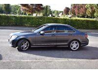 Mercedes-Benz C-Class 2.1TD C220 CDI Sport Saloon 4d 2145cc auto