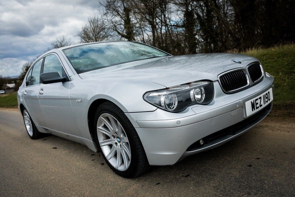 BMW 745i E65: 109K Miles, New Battery, Key fob & Logic 7 Amp + Private  Plate (by negotiation) | in Swindon, Wiltshire | Gumtree