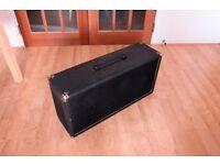 Bass bin speaker for guitar/bass or PA system